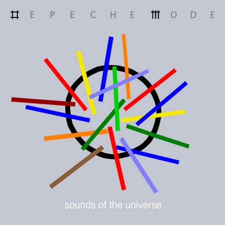 Depeche Mode-Sounds Of The Universe [Front]